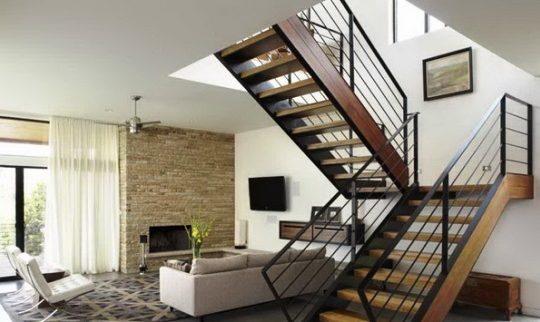 Desain Interior Rumah Type 36 2 Lantai Terbaru
