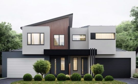 Desain Rumah Alami Modern Terbaru