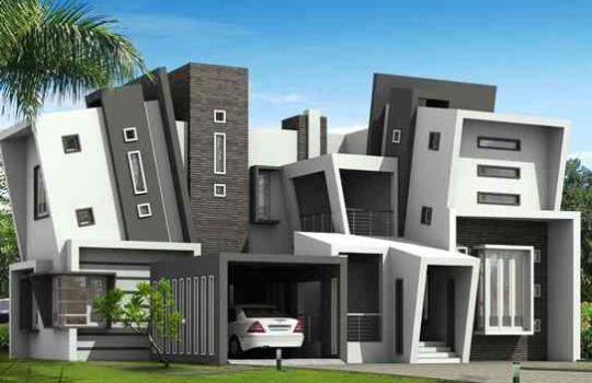 Desain Rumah Minimalis Unik Modern Elegan Sederhana Simpel Mewah