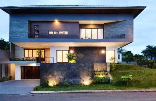 Desain Rumah Modern Paling Keren Terkini