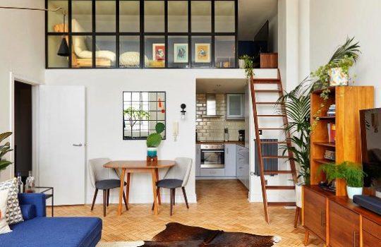 Desain Rumah Sempit Sederhana Minimalis Bersih