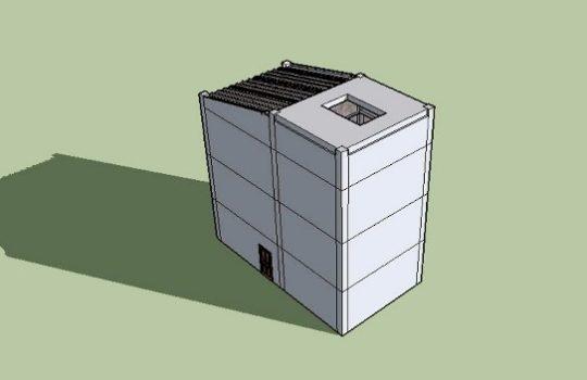 Gambar Aplikasi Desain Rumah Walet Murah Mudah Berhasil Panen