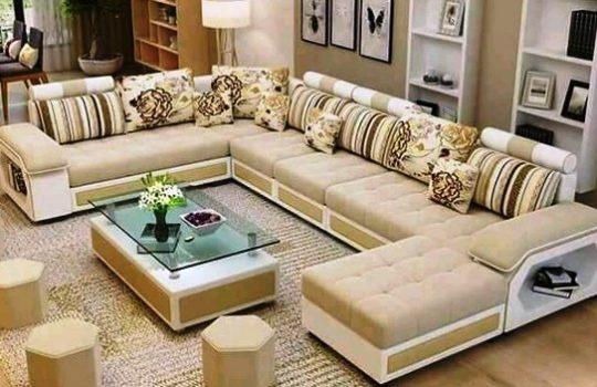 Ide Sofa Ruang Tamu Minimalis Mewah