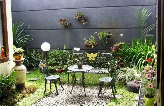 Model Taman Rumah Minimalis Terbaru