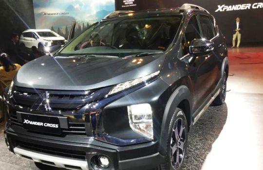 Harga Mitsubishi Xpander Crossover Terbaru Spesifikasi Fitur