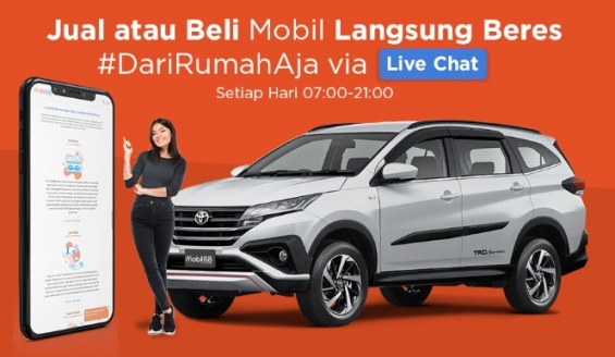 Live Chat mobil88