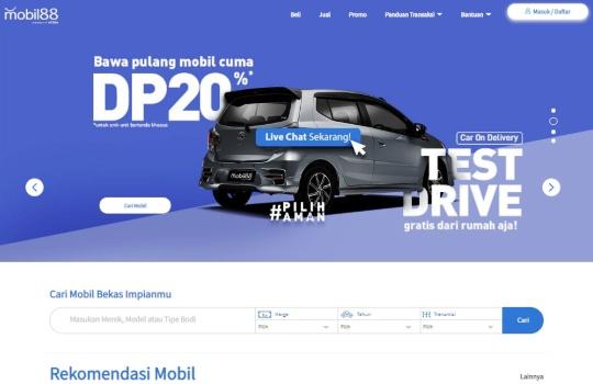 Manfaatkan Layanan COD mobil88 Harga Mobil Bekas Terjangkau dan Transaksi Aman