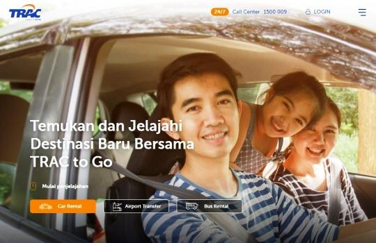 TRAC Solusi Transportasi Indonesia untuk Bepergian Aman di Masa Pandemi