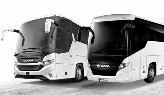 Bus ScaniaTrans Jawa