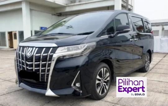 Manfaatkan Fitur Pilihan Expert untuk Membeli Mobil Bekas Toyota Alphard di Seva.id