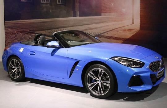 Mengintip Spesifikasi dan Fitur BMW Z4, Berapa Harganya